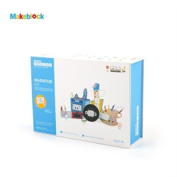 Makeblock Neuron Inventor Kit STEM Programmable Electronic Building Blocks For Children's Wireless communication Bluethooth WiFi