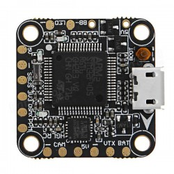 HGLRC 20x20mm Micro F4 Flight Controller AIO Betaflight OSD 5V BEC for XJB F425 F428 Series Flytower RC Drone