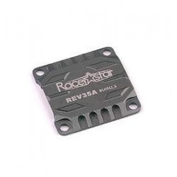 Racerstar REV35A CNC Aluminum Alloy Heat Sink Protective Plate for REV35A BS30A Tekkos 30A 4in1 ESC