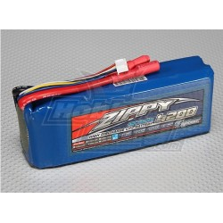 ZIPPY Flightmax 4200mAh 4S1P 30C LiFePo4 Pack