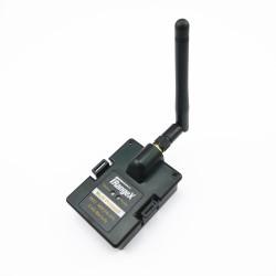 iRangeX IRX1 NRF24L01+ Multiprotocol STM32 2.4G TX Module w/ Antenna Case for FrSky FlySky