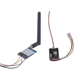 1.2G 8CH 700mW AV Analogue Siginal Transmission FPV System