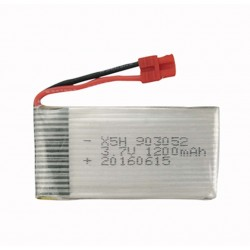 3.7V 1200mAh Battery for Syma X5 X5C X5HC X5HW RC Quadcopter Spare