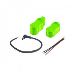 RJX Large Capacity Battery Cover Shell for Fatshark FPV Goggle