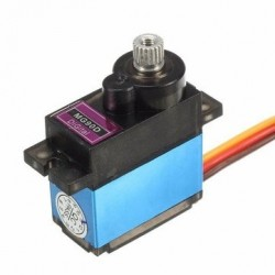 TowerPro MG90D 13g Metal Gear Digital Servo