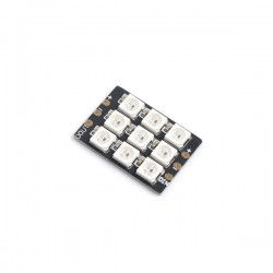 DIATONE SW303 Full Color Flash Bang 2812 LED Board 5V Input Direction Night Light For FPV Racer