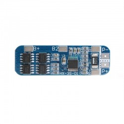 3S 12V 10A PCB BMS Protection Board For 18650 Li-ion Lithium Battery Cell