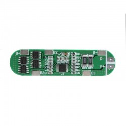 4S 16V 12A PCB BMS Protection Board For 18650 Li-ion Lithium Battery Cell