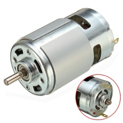 DC 12V 150W 13000rpm 775 DC Motor 5mm Shaft Motor