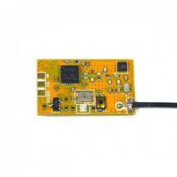 KINGKONG/LDARC RX800-PRO 2.4G 8CH S-FHSS Digital Receiver for Futaba 14SG 16SZ 18SZ