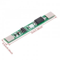 1S PCB BMS Protection Board For 18650 Li-ion Lithium Battery