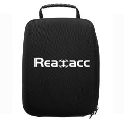 Realacc Transmitter Handbag EVA Hard Case for Frsky Q X7 X-Lite Flysky FS-i6 FPV Goggles