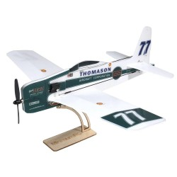 MinimumRC F8F Rare Bear 360mm Wingspan KT Board Mini RC Airplane KIT