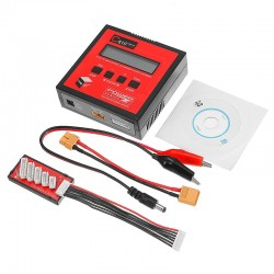 Power Genius PG C610 120W 10A Lipo Battery Balance Charger Support 4.35-4.40V LiHV