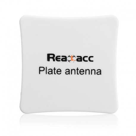 Realacc 5.8G 8dBi LHCP Omni-directional FPV Panel Plated Flat Antenna