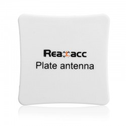 Realacc 5.8G 8dBi RHCP Omni-directional FPV Panel Plated Flat Antenna