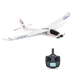 XK A800 780mm Wingspan 5CH 3D 6G System EPO Fly Wing Fixed Wing Airplane RTF Compatible Futaba