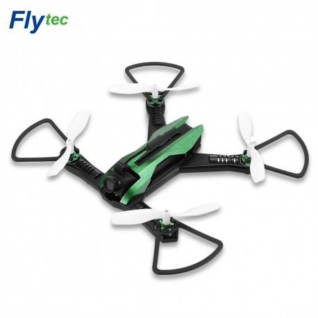 Flytec H825 RC VR Drone 5.8G FPV With Wide Angle 480P Camera Racing Foam Set Anti-Interference Quadcopter