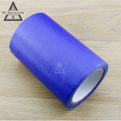 3D Printer Parts Blue Tape 160MM wide 25M