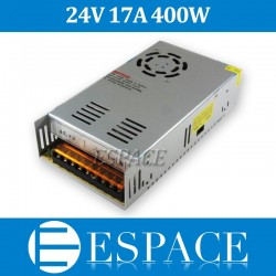24V 17A 400W Switching Power Supply
