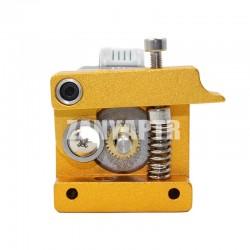 MK8 Extruder Aluminum Alloy Block For Makerbot 1.75mm Filament 3D Printers Parts Extrusion Right Hand Part DIY Kit