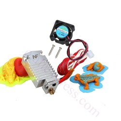 Cyclops Extruder 2 In 1 Out 2 colors Hotend Bowden Extruder Compatible with Titan Extruder, Bulldog extruder