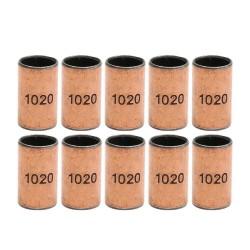 10pcs 10x12x20mm Ball Bearing Bushing Copper Alloy Bearing Bushing