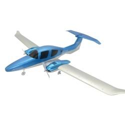 DA-62 DIY EPP 548mm Wingspan DIY RC Airplane RTF Built-in Battery