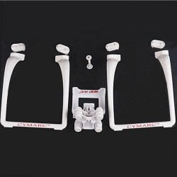Upgraded Landing Gear Skid Gimbal Camera Mount Holder Bracket For Syma X8SW X8SC RC Drone Quadcopter