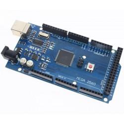 Mega 2560 R3 Mega2560 REV3 (ATmega2560-16AU CH340G) Board ON USB Cable compatible for arduino