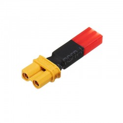 Lipo Battery Adapter Connector XT30 Female to JST Male Plug