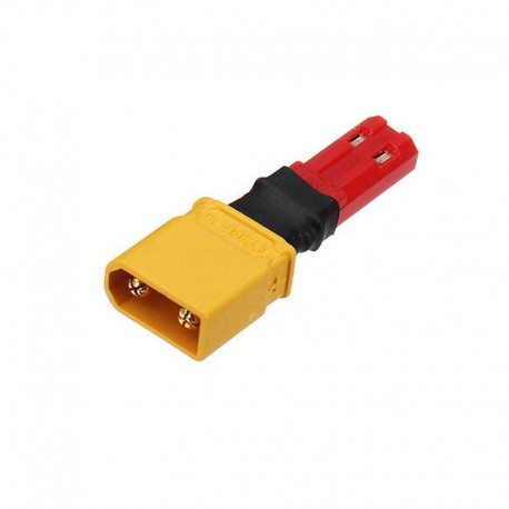 Lipo Battery Adapter Connector XT30 Male to JST Female Plug