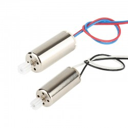 1 Pair CW CCW Motor Replacement for Syma X15 X15W Quadcopter Drone Spare Parts