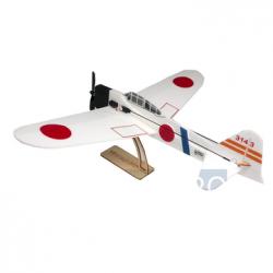 MinimumRC A6M2 Zero Backyard Fighter Series 360mm Wingspan Warbird RC Airplane PNP