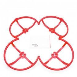 4 PCS EXUAV 3 Inch Propeller Protective Guard for 1306 1407 1506 and 11XX Series Brushless Motor