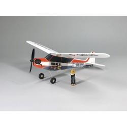 J3-Cub MinimumRC Bankyard Flyer 360mm Wingspan RC Airplane PNP