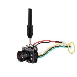 Eachine TX06 700TVL FOV 120 Degree 5.8Ghz 48CH Smart Audio Mini FPV Camera Support Pitmode AIO Transmitter For RC Drone Racing