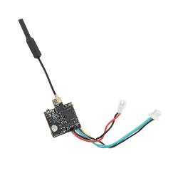 Eachine ATX03S 5.8GHz 40CH 25mW/50mw/200mW Switchable FPV Transmitter Smart Audio Mic for RC Drone