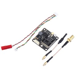 Eachine TX1200 25/200/600/1000mW 5.8GHz 40CH FPV Transmitter LED Display Support Smart Audio OSD Pitmode MIC TX