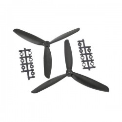 8045 3 Leaf Blade Propeller ABS CW/CCW For Quadcopter 330 Frame Kit RC Drone FPV Racing Multi Rotor