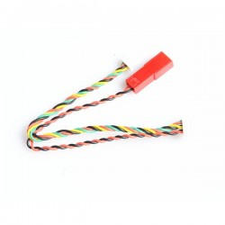Eachine TX5258 JST-SH 1.25mm 6P to JST-PH 1.0mm 4P AV Audio Cable/JST Power Supply Cable