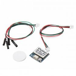 BN-200 Small Size M8030 Chipset GPS Module Antenna GPS GLONASS Dual GNSS Module With 4M FLASH 20mmx20mmx6mm