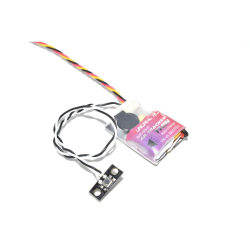AURORA AR TRACKER THIN Auto-Charge 100dB Beeper Buzzer Built-in Battery for RC Drone FPV Racing