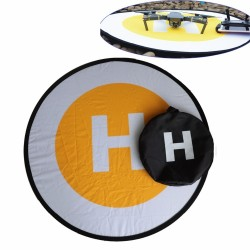 800MM RC Drone Quadcopter Helicopter Fast-fold landing pad helipad Dronepad For Phantom 4 3 2 inspire 1 Mavic Pro Accessories