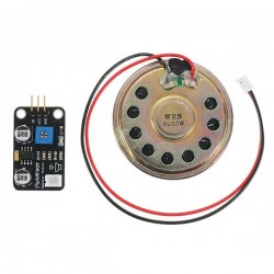 Speaker Module Power Amplifier Music Player Module Electronic Building Blocks For Arduino