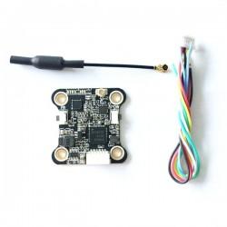 Mini VTX5848 48CH 5.8G 25/100/200mW Switchable FPV RC Drone VTX Video Transmitter Module OSD Control