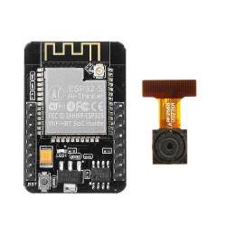 Geekcreit® ESP32-CAM WiFi + bluetooth Camera Module Development Board ESP32 With Camera Module OV2640