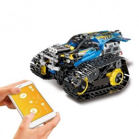 MoFun 2.4GHz RC Building Blocks Car
