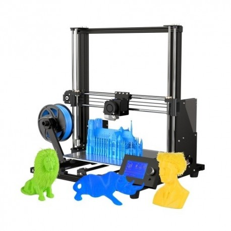 Anet A8 Plus Upgraded High-precision DIY 3D Printer 300*300*350mm
