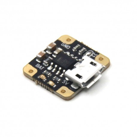 LANTIAN RC Micro USB 3.7V 1A 1S Lipo Battery Charging Protection Board Module